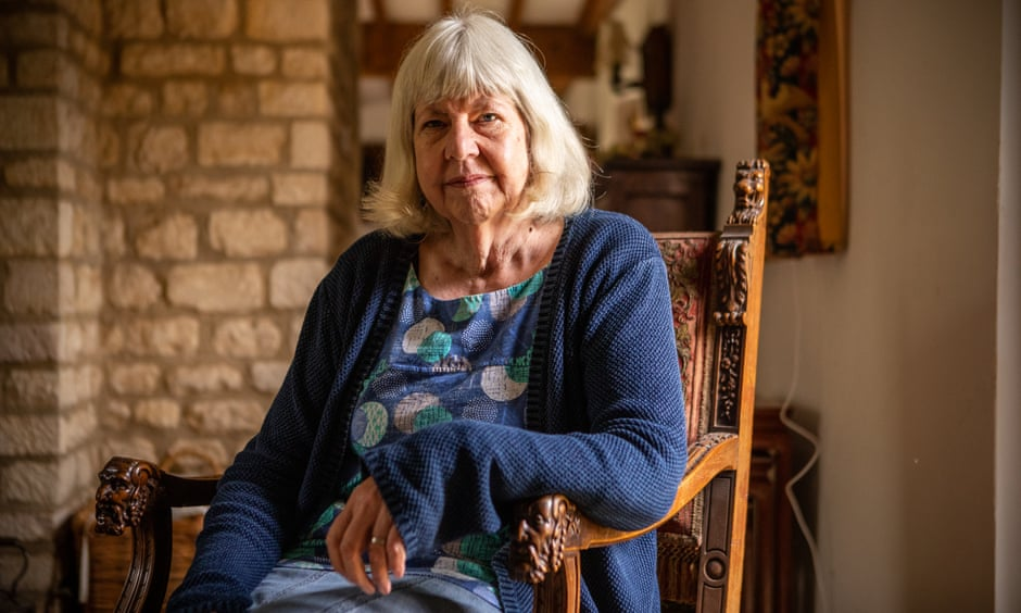 A new start after 60: 'I always dreamed of being a writer – and published my first novel at 70'