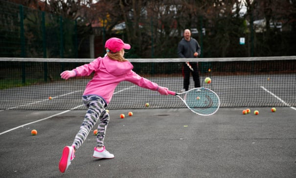 My children have had their first taste of competitive sport – and they love it